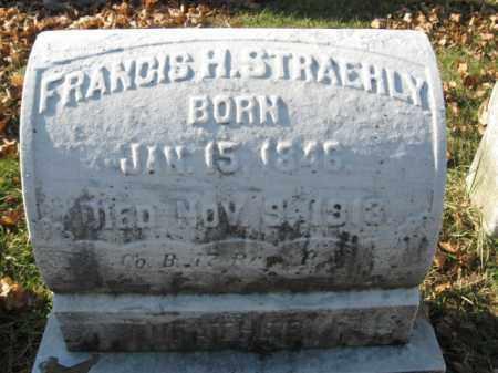 STRAEHLY, CORP. FRANCIS H. - Lehigh County, Pennsylvania   CORP. FRANCIS H. STRAEHLY - Pennsylvania Gravestone Photos