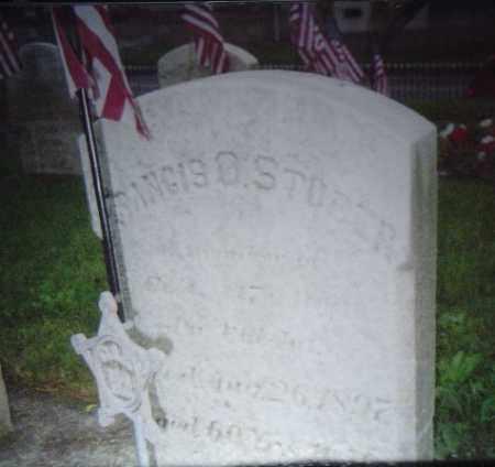 STUBER, PVT.FRANCIS O. - Lehigh County, Pennsylvania | PVT.FRANCIS O. STUBER - Pennsylvania Gravestone Photos