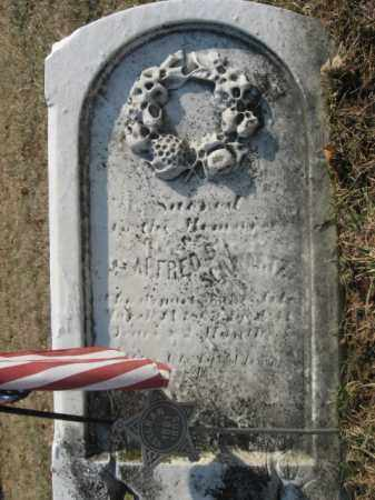SWARTZ   (CW), CAPT. ALFRED S. - Lehigh County, Pennsylvania   CAPT. ALFRED S. SWARTZ   (CW) - Pennsylvania Gravestone Photos