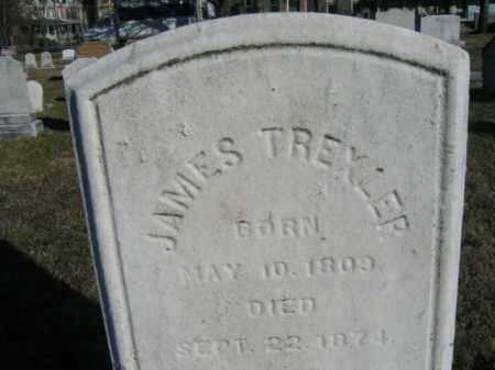 TREXLER, JAMES - Lehigh County, Pennsylvania | JAMES TREXLER - Pennsylvania Gravestone Photos