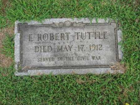 TUTTLE, E. ROBERT - Lehigh County, Pennsylvania | E. ROBERT TUTTLE - Pennsylvania Gravestone Photos