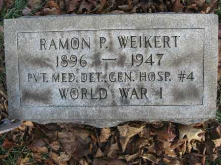 WEIKERT, RAMON P. - Lehigh County, Pennsylvania | RAMON P. WEIKERT - Pennsylvania Gravestone Photos