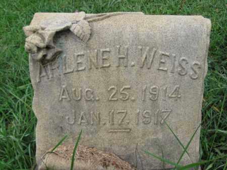 WEISS, ARLENE - Lehigh County, Pennsylvania   ARLENE WEISS - Pennsylvania Gravestone Photos