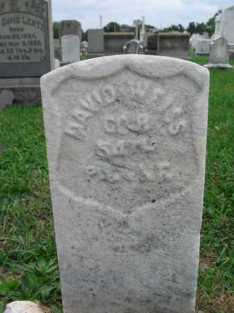 WEISS, DAVID - Lehigh County, Pennsylvania | DAVID WEISS - Pennsylvania Gravestone Photos