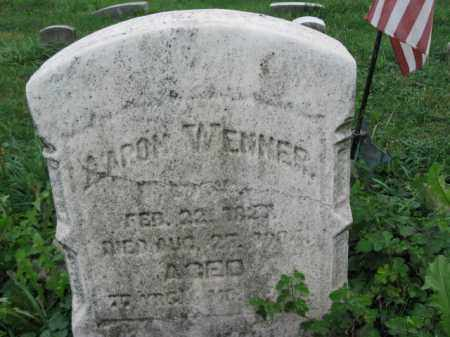 WENNER, AARON - Lehigh County, Pennsylvania | AARON WENNER - Pennsylvania Gravestone Photos