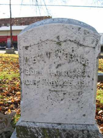 WERNER, PVT.LEVI F. - Lehigh County, Pennsylvania | PVT.LEVI F. WERNER - Pennsylvania Gravestone Photos