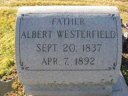 WESTERFIELD, ALBERT - Lehigh County, Pennsylvania | ALBERT WESTERFIELD - Pennsylvania Gravestone Photos