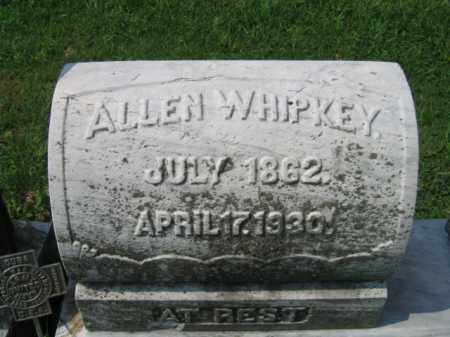 WHIPKEY, ALLEN - Lehigh County, Pennsylvania | ALLEN WHIPKEY - Pennsylvania Gravestone Photos