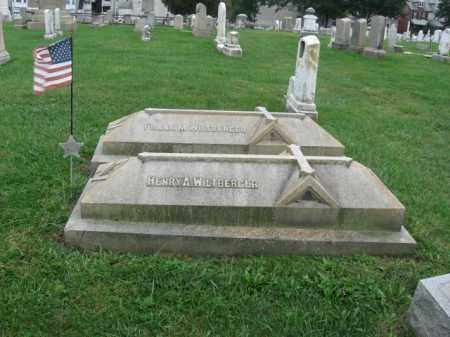 WILTBERGER, HENRY A. - Lehigh County, Pennsylvania | HENRY A. WILTBERGER - Pennsylvania Gravestone Photos