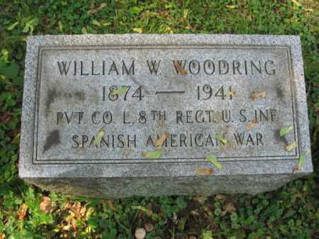 WOODRING, WILLIAM  W. - Lehigh County, Pennsylvania | WILLIAM  W. WOODRING - Pennsylvania Gravestone Photos