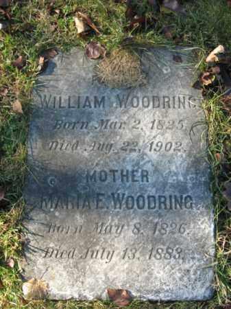 WOODRING, WILLIAM - Lehigh County, Pennsylvania | WILLIAM WOODRING - Pennsylvania Gravestone Photos