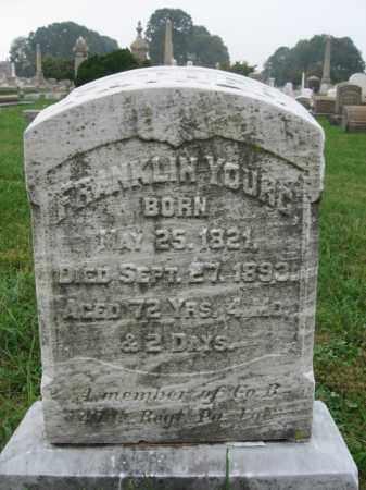 YOUNG, FRANKLIN - Lehigh County, Pennsylvania | FRANKLIN YOUNG - Pennsylvania Gravestone Photos