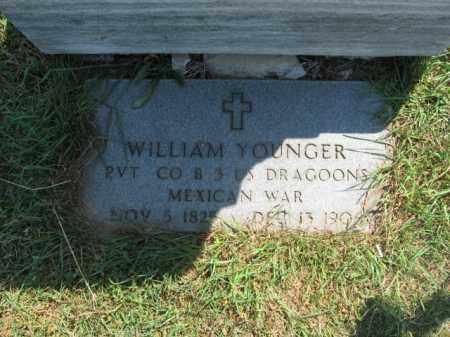 YOUNGER, WILLIAM - Lehigh County, Pennsylvania | WILLIAM YOUNGER - Pennsylvania Gravestone Photos