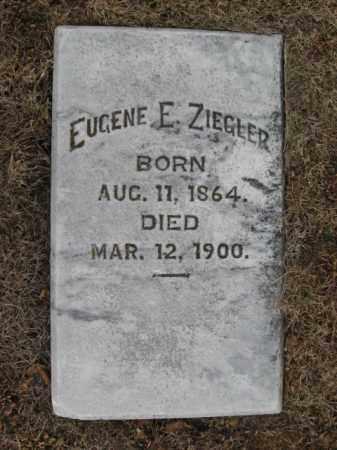 ZIEGLER, EUGENE  E. - Lehigh County, Pennsylvania   EUGENE  E. ZIEGLER - Pennsylvania Gravestone Photos