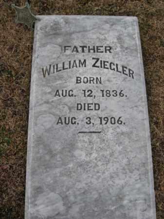 ZIEGLER, WILLIAM - Lehigh County, Pennsylvania | WILLIAM ZIEGLER - Pennsylvania Gravestone Photos