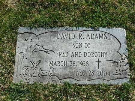 ADAMS, DAVID R. - Luzerne County, Pennsylvania | DAVID R. ADAMS - Pennsylvania Gravestone Photos