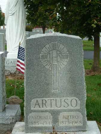 ARTUSO, PIETRO - Luzerne County, Pennsylvania | PIETRO ARTUSO - Pennsylvania Gravestone Photos
