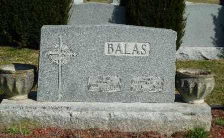 BALAS, ANNA C. - Luzerne County, Pennsylvania   ANNA C. BALAS - Pennsylvania Gravestone Photos