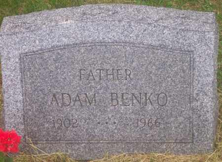 BENKO, ADAM - Luzerne County, Pennsylvania | ADAM BENKO - Pennsylvania Gravestone Photos