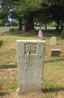 WALCK BETTERLEY, CATHARINE - Luzerne County, Pennsylvania   CATHARINE WALCK BETTERLEY - Pennsylvania Gravestone Photos