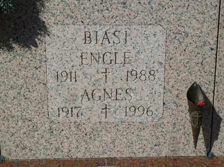 BIASI, ENGLE - Luzerne County, Pennsylvania | ENGLE BIASI - Pennsylvania Gravestone Photos