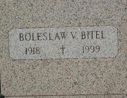 BITTEL, BOLESLAW V. - Luzerne County, Pennsylvania | BOLESLAW V. BITTEL - Pennsylvania Gravestone Photos
