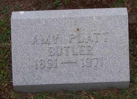 BUTLER, AMY - Luzerne County, Pennsylvania | AMY BUTLER - Pennsylvania Gravestone Photos