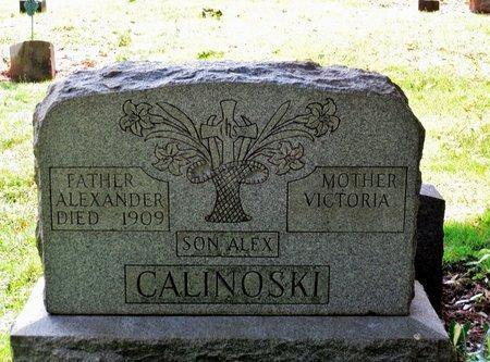 CALINOSKI, ALEXANDER - Luzerne County, Pennsylvania | ALEXANDER CALINOSKI - Pennsylvania Gravestone Photos