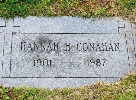 CONAHAN, HANNAH H - Luzerne County, Pennsylvania | HANNAH H CONAHAN - Pennsylvania Gravestone Photos