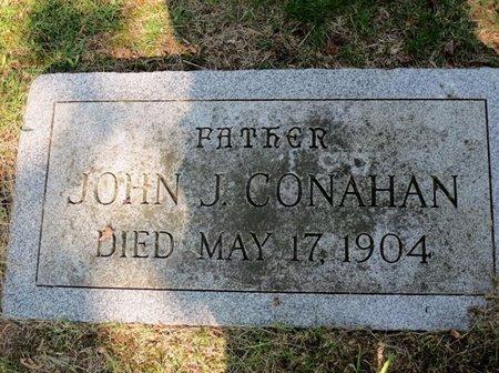 CONAHAN, JOHN - Luzerne County, Pennsylvania | JOHN CONAHAN - Pennsylvania Gravestone Photos