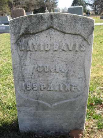 DAVIS (CW), DAVID - Luzerne County, Pennsylvania | DAVID DAVIS (CW) - Pennsylvania Gravestone Photos