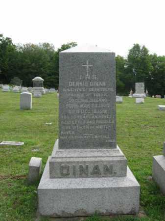DINAN, DENNIS - Luzerne County, Pennsylvania   DENNIS DINAN - Pennsylvania Gravestone Photos