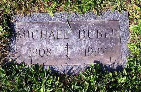 DUBEE, MICHAEL - Luzerne County, Pennsylvania | MICHAEL DUBEE - Pennsylvania Gravestone Photos