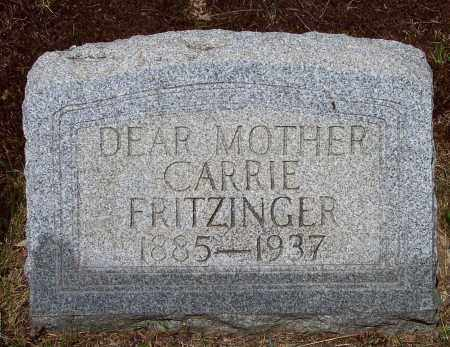FRITZINGER, CARRIE - Luzerne County, Pennsylvania   CARRIE FRITZINGER - Pennsylvania Gravestone Photos