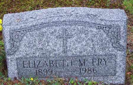 FRY, ELIZABETH - Luzerne County, Pennsylvania   ELIZABETH FRY - Pennsylvania Gravestone Photos