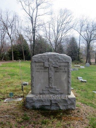 GALLAGHER, BERNARD - Luzerne County, Pennsylvania | BERNARD GALLAGHER - Pennsylvania Gravestone Photos