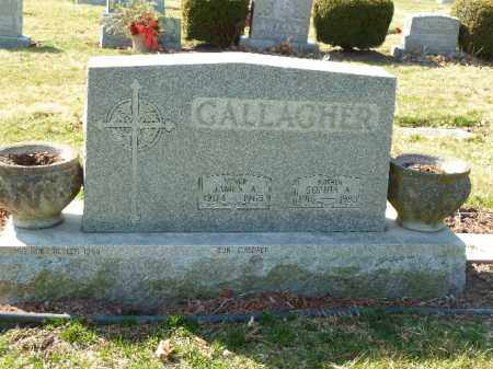 GALLAGHER, SOPHIA A. - Luzerne County, Pennsylvania | SOPHIA A. GALLAGHER - Pennsylvania Gravestone Photos