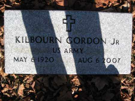 GORDON,JR.  (WW II), KILBOURN - Luzerne County, Pennsylvania | KILBOURN GORDON,JR.  (WW II) - Pennsylvania Gravestone Photos