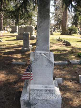 GOTSHALL  (CW), WILLIAM D. - Luzerne County, Pennsylvania   WILLIAM D. GOTSHALL  (CW) - Pennsylvania Gravestone Photos
