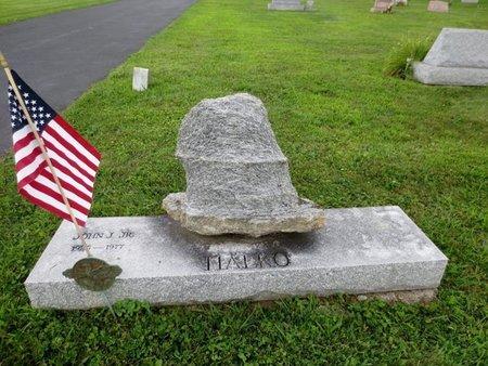 HALKO, JOHN JR - Luzerne County, Pennsylvania | JOHN JR HALKO - Pennsylvania Gravestone Photos