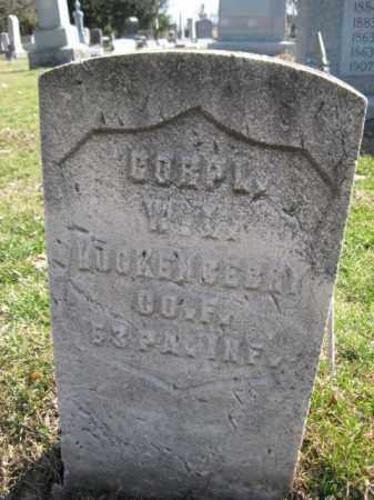 HOCKENBERRY (CW), CORP.WILLIAM - Luzerne County, Pennsylvania | CORP.WILLIAM HOCKENBERRY (CW) - Pennsylvania Gravestone Photos