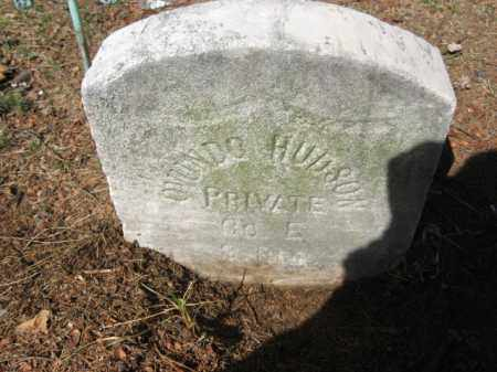 HUDSON  (CW), OVANDO - Luzerne County, Pennsylvania | OVANDO HUDSON  (CW) - Pennsylvania Gravestone Photos