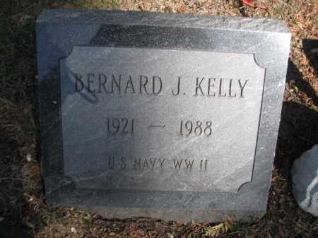 KELLY (WW II), BERNARD - Luzerne County, Pennsylvania | BERNARD KELLY (WW II) - Pennsylvania Gravestone Photos