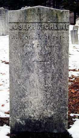 KICHLINE, JOSEPH B. - Luzerne County, Pennsylvania | JOSEPH B. KICHLINE - Pennsylvania Gravestone Photos