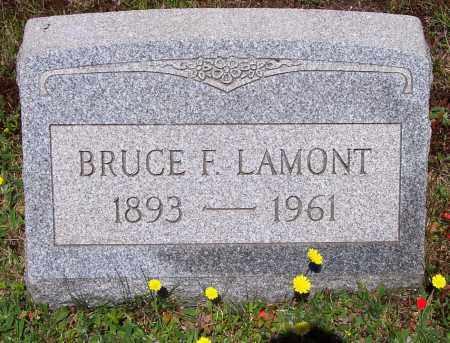 LAMONT, BRUCE F. - Luzerne County, Pennsylvania | BRUCE F. LAMONT - Pennsylvania Gravestone Photos