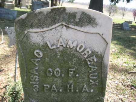 LAMOREAUX  (CW), ISAAC - Luzerne County, Pennsylvania | ISAAC LAMOREAUX  (CW) - Pennsylvania Gravestone Photos