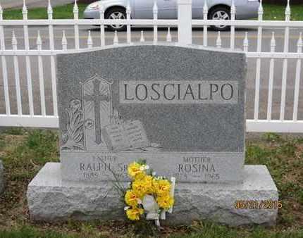 LOSCIALPO, ROSINA - Luzerne County, Pennsylvania | ROSINA LOSCIALPO - Pennsylvania Gravestone Photos