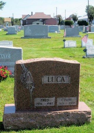 LUCA, CINDY - Luzerne County, Pennsylvania | CINDY LUCA - Pennsylvania Gravestone Photos