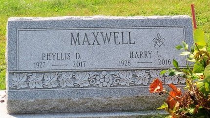 MAXWELL, HARRY L - Luzerne County, Pennsylvania | HARRY L MAXWELL - Pennsylvania Gravestone Photos