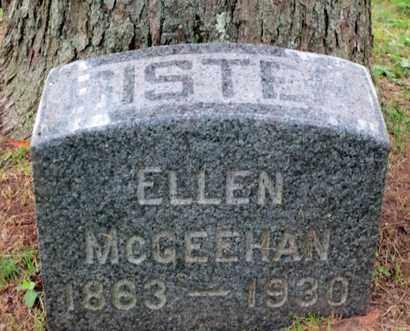 MCGEEHAN, ELLEN - Luzerne County, Pennsylvania | ELLEN MCGEEHAN - Pennsylvania Gravestone Photos